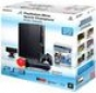 Игровая приставка Sony PlayStation 3 Slim 320GB + контроллер движений PS Move + камера Eye Camera